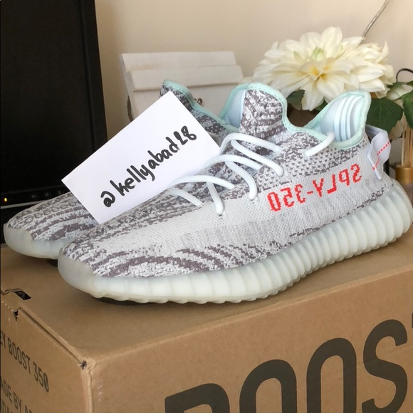 info for ec79e 94509 adidas Other - Adidas Yeezy Boost 350 V2 Blue Tint size 9